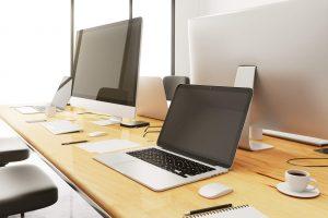 Desktop and Laptop