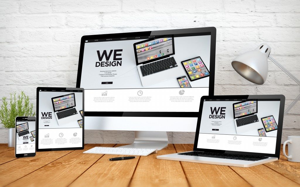 We Design on each gadget