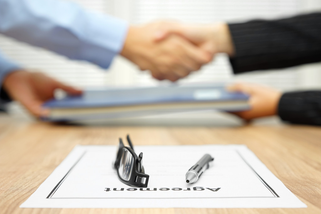 client onboarding agreement